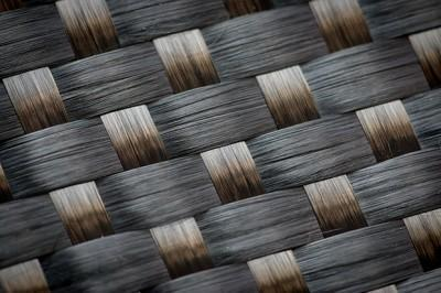 Woven carbon fiber can act as an electrode for lithium ion batteries