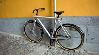 A Vanmoof electric bike