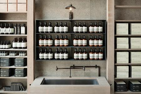 Aesop opens in Osaka Japan