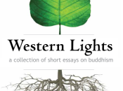 Book: Western Lights Collection Short Essays Buddhism