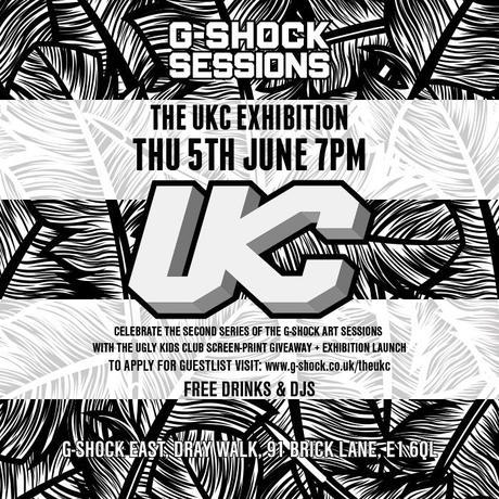 Art Sessions no.2 East Art Sessions UKC Collective   Thursday 5th June