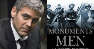 Monuments Men Clooney