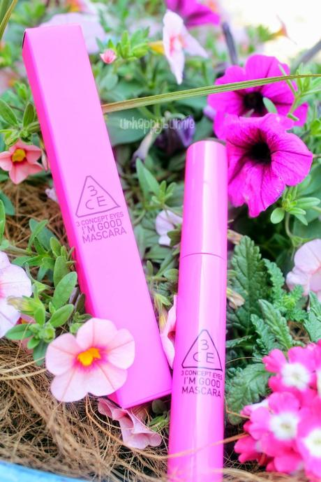 Stylenanda 3CE Pink I'm Good Mascara Review