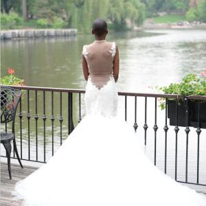 bride boathouse central park