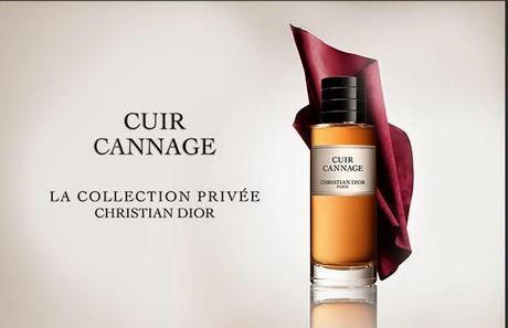 Fragrance This Friday | CUIR CANNAGE by Christian Dior