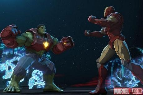 Iron Man and Hulk: Heroes United - Review