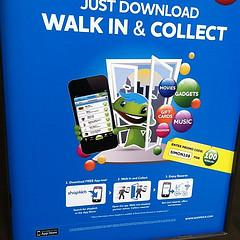 Retailer mobile marketing