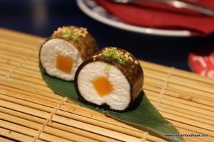 Sweet Seaweed Sushi