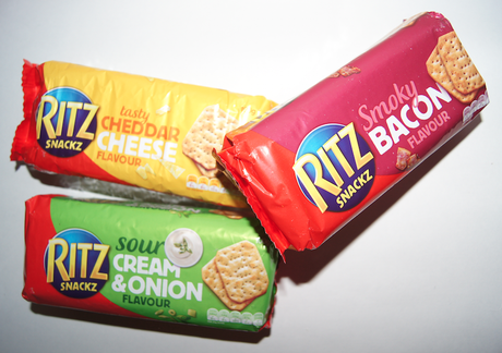 Ritz Snackz- Always good to treat yourself