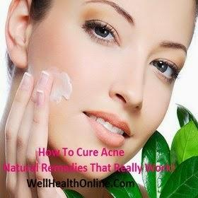 How To Cure Acne: Natural Remedies That Really Work!