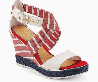 Shoe of the Day | Sperry Top-Sider Aurora Wrap Wedge