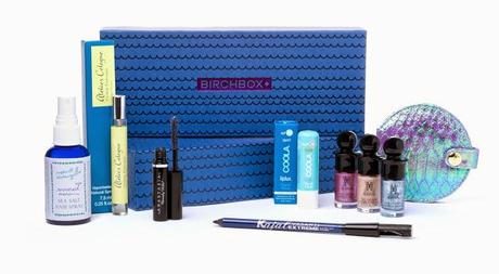 Birchbox Launches Limited Edition Modern Mermaid Box