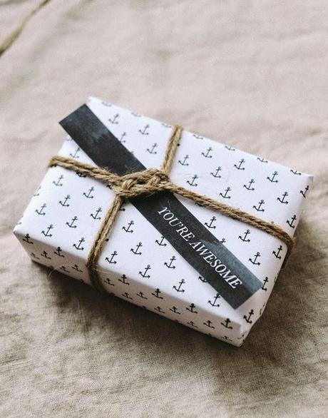 paper | gift wrapping