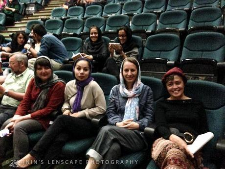 Us at the concert...