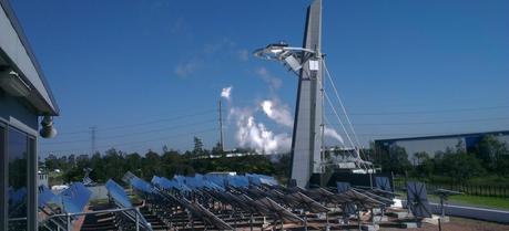 CSIRO Solar Tower 1