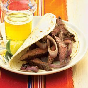 Grilled Skirt Steak (Arracheras) Recipe