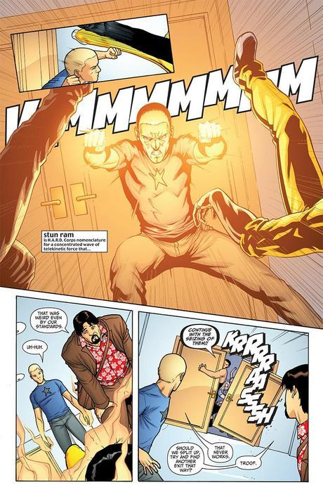 Valiant Previews: On Sale June 11th, 2014