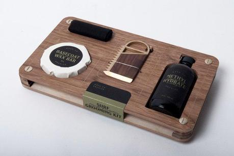 Make Co. Surfboard Grooming Kit