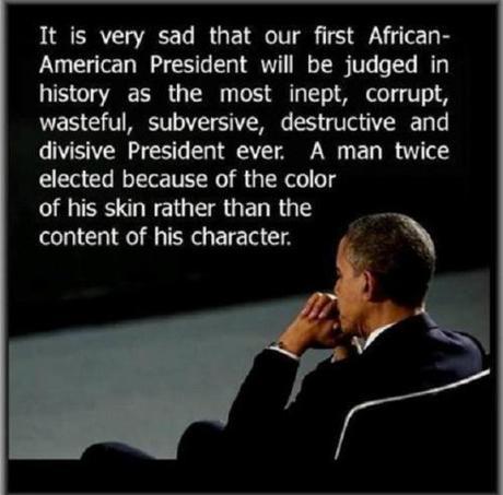 Obama corrupt