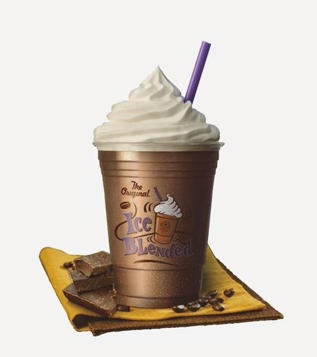 The Coffee Bean & Tea Leaf celebrates with I Love Ice Blended ~Launches new Dark Chocolate Ice Blended~