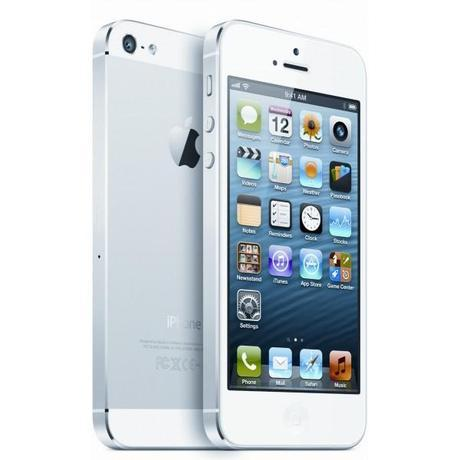 Apple-IPhone 5S review