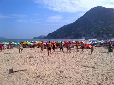Shek O Beach 3