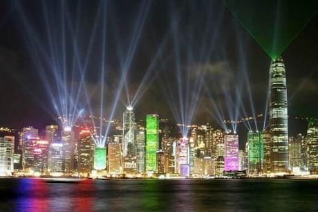 Big 5 HK Skyline