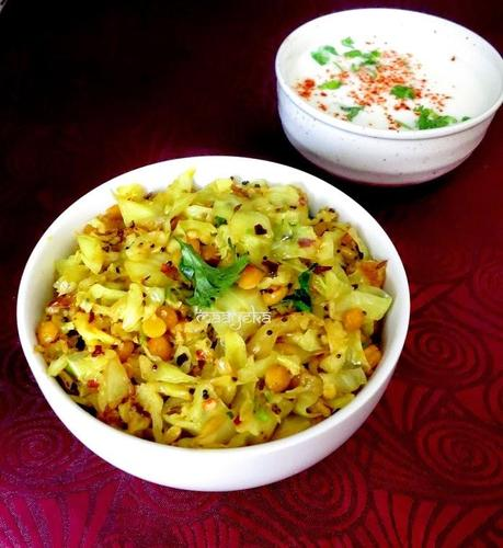 how to make cabbage upkari