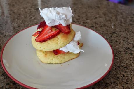 Recipe: Gluten Free Strawberry Shortcake