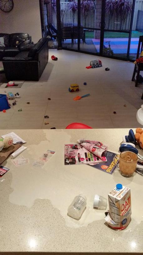 FFS Friday - Crying over spilt milk