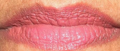 Barry M Lip Stick 164 Everything's Rosie Swatches