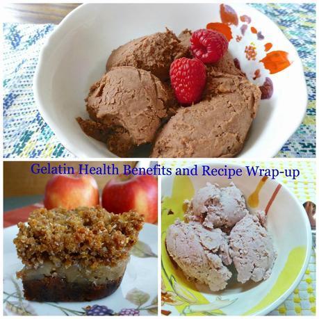 Gelatin: Health Benefits and Recipe Wrap-up