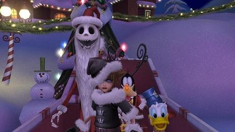 Kingdom Hearts HD 2.5 Remix E3 2014 Trailer Released, Gets Dated As Well