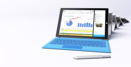 First video advertisement for Surface Pro 3