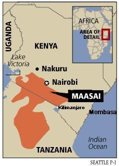 Maasaimap