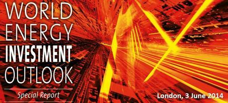 The IEA has released the World Energy Investment Outlook 2014.