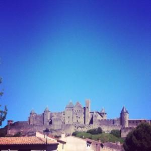 Carcassonne citie city France South food and drink Glasgow blog