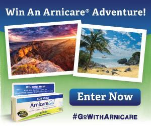 Image: Win a trip to the Grand Canyon or a Caribbean Cruise