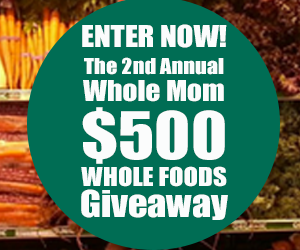 Image: Win $500 Whole Foods Market Gift Card - worldwide