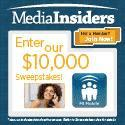 Image: Join Media Insiders Panel and take survey to be entered to win $10,000 Sweepstakes