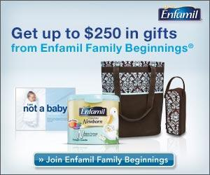 Image: Join the Enfamil Family Beginnings® - up to $250 in free gifts
