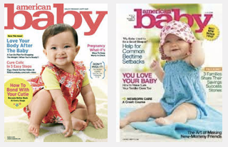 Image: Sign up for a FREE SUBSCRIPTION to American Baby Magazine