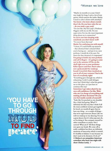 Katy Perry For Cosmopolitan Magazine, UK, July 2014