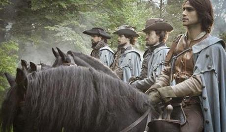 PERIOD & MORE PERIOD: LOOKING FORWARD TO OUTLANDER, POLDARK,  THE MUSKETEERS 2 & REGN 2.