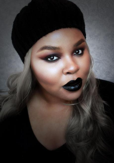 Black Lipstick Gothic Makeup - Paperblog