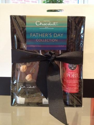 Hotel Chocolat Father's Day Range