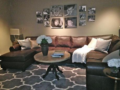 The Big Reveal of My Dad's Mancave!!