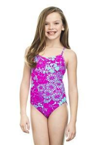 One piece swimsuit for pre-teens
