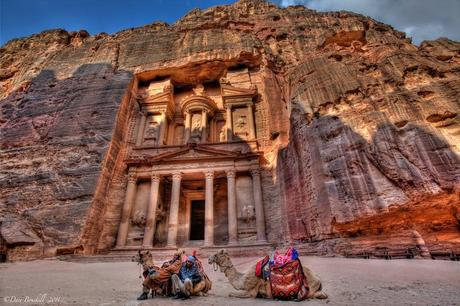 Blog Pause - Traveling To Jordan!