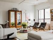 Design Diary: Leather District Loft Michael Ferzoco